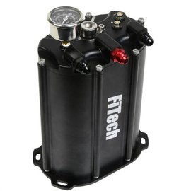 FiTech Force Fuel, Fuel Delivery System, Single 340 LPH Pump 800hp - FT-50004