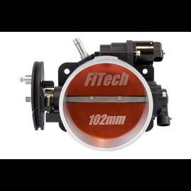 FiTech Loaded LS Throttle Body Cast 102MM - 70062