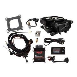FiTech Go EFI Classic Black 550 HP External ECU - 30021