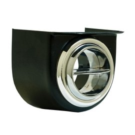 "Vintage Air Under Dash Louver Pod - All Chrome - 2.5"" Hose - 49154-VUL"
