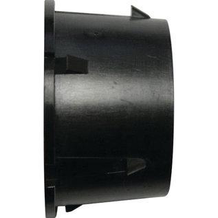 "Vintage Air 2"" Round Glue-On Hose Adapter - 62419-VUE"