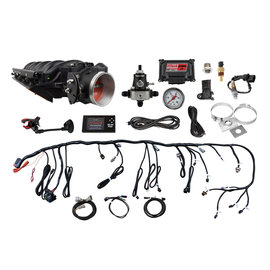 FiTech Ultimate LS Torque Plus Composite Cathedral Port 600HP w/ Trans Control - 70020