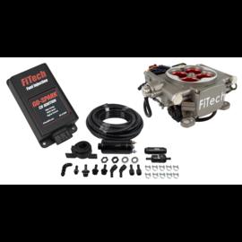 FiTech Go Street EFI System Master Kit w/ Inline Fuel Pump, w/CDI box - 93103