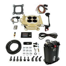 FiTech Easy Street Master Kit w/ Force Fuel, Fuel Delivery System - 35205