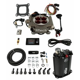 FiTech Go Street EFI System Master Kit w/ Force Fuel, Fuel Delivery System - 35203