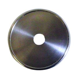 Vintage Air Polished Accent Bezel for Rotary Controls (.266-Inch Hole) - 484178