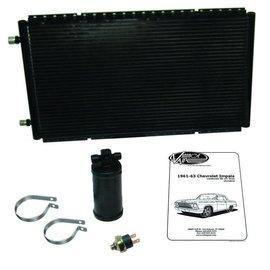 Vintage Air 61-63 Chevy Impala SureFit Condenser Kit W/ Drier - 021062