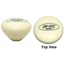 So-Cal Speed Shop SO-CAL Ivory Shift Knob w/Logo