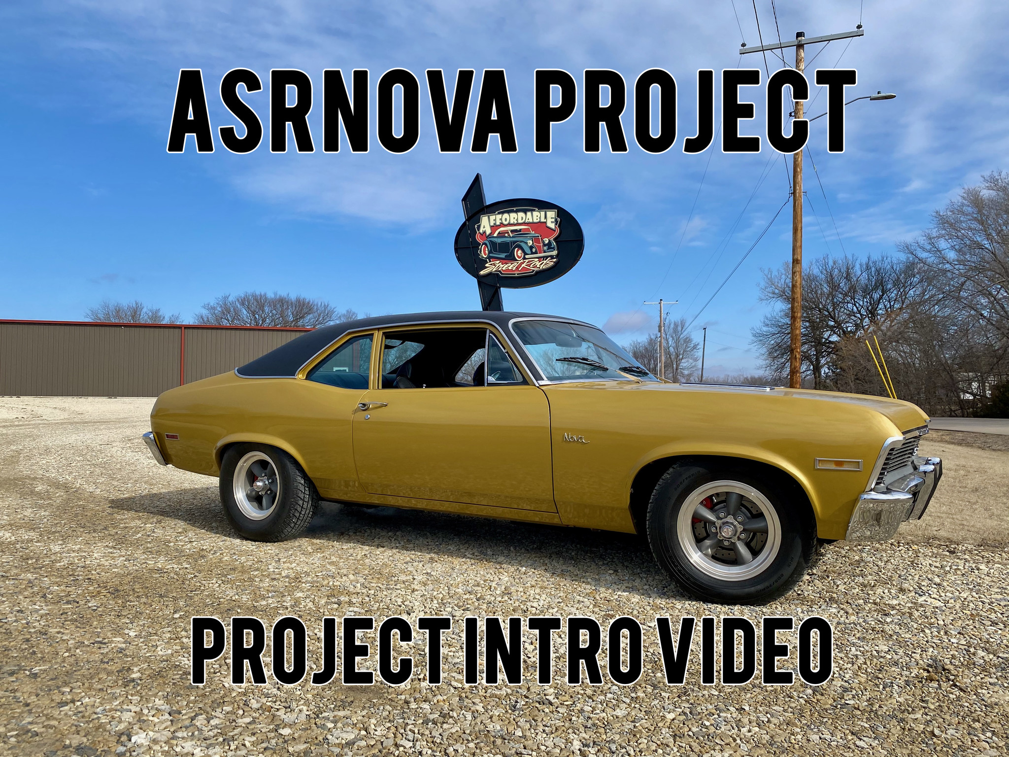 ASRNova Intro Video