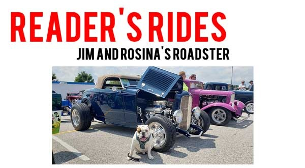 Jim & Rosina's Roadster