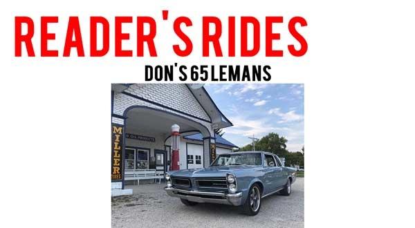 Don's 1965 Pontiac LeMans