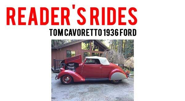Tom Cavoretto's 1936 Ford