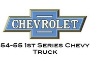 54-55 1st Series Chevy Truck