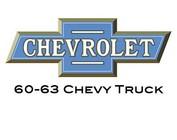 60-63 Chevy Truck