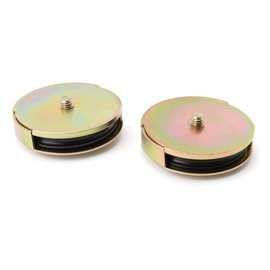 Lokar SHIELDED PULLEY ASSEMBLY (PAIR) - S-2105