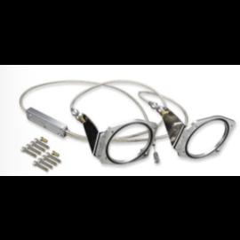Lokar Dual Throttle Body Cable System