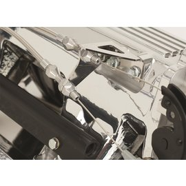 Lokar Throttle/Kickdown Cable Bracket For Edelbrock Pro-Flo® XT