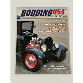 Rodding USA Rodding USA - Issue #38
