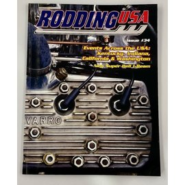 Rodding USA Rodding USA - Issue #34