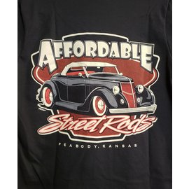 Affordable Street Rods RP 21 - ASR Original Logo - Short Sleeve 4X