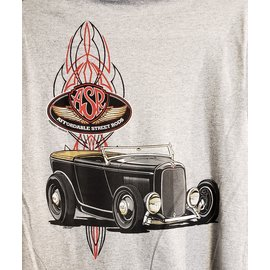 Affordable Street Rods RP 23 - ASR Phaeton Logo - Short Sleeve 4X