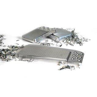 Lokar Goolsby Edge Edition Billet Aluminum Pedals