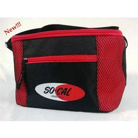 So-Cal Speed Shop So-Cal Logo 6 Pack/Lunch Cooler Bag