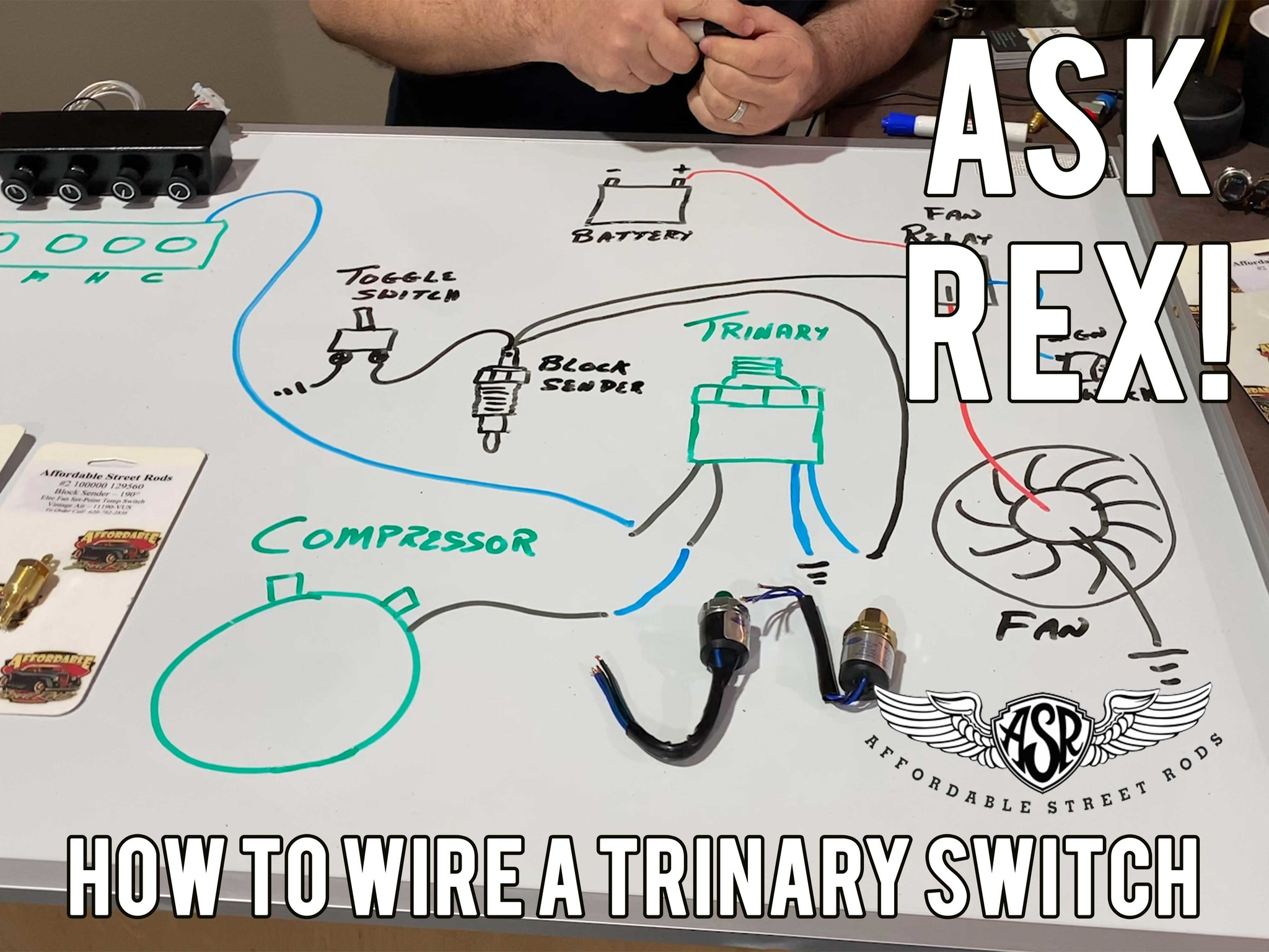 How To Wire A Trinary Switch