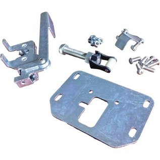 Trique Manufacturing Altman Easy Latch - '53-'56 Ford F-100 Hood Latch - AEHL-FT5356