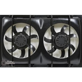 Cooling Components CCI-1126 Dual Cooling Fan