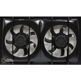 Cooling Components CCI-1128 Dual Cooling Fan