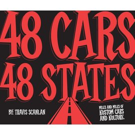 Royboy Productions 48 Cars 48 States Book