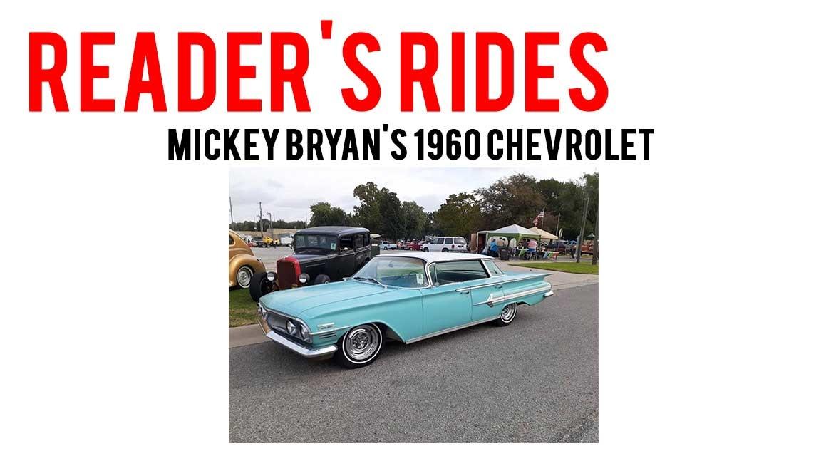 Mick Bryan's 1960 Chevrolet