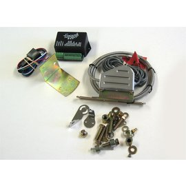 Lokar CABLE OPERATED REMOTE MOUNTING CABLE KIT. - CINR-1796