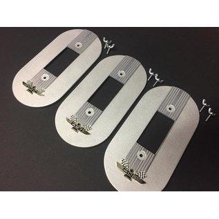 Kugel Komponents Rocker Light Switch Cover