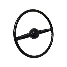 "Limeworks 40 Ford Steering Wheel with Standard Black Cap - 16"" - ST3002-BLK"