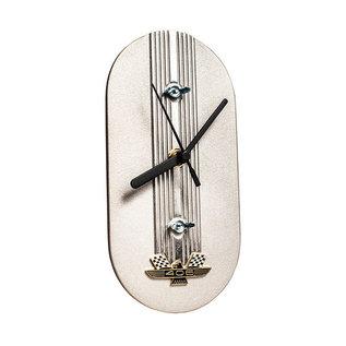 Kugel Komponents Clock