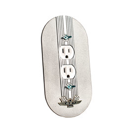 Kugel Komponents Wall Outlet Cover