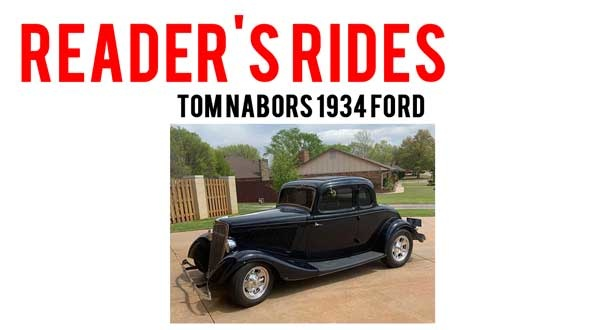 Tom Nabors 1934 Ford