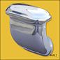 OTB Gear Smooth 90° Breather - Polished - 6812