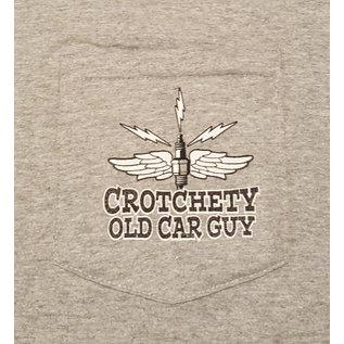 Roadster Pilot RP 28 - Crochety Old Man