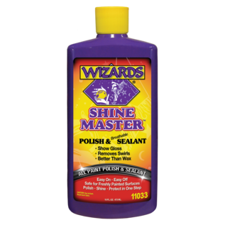 Wizards Products Polish & Breathable Sealant - 16 oz - 11033