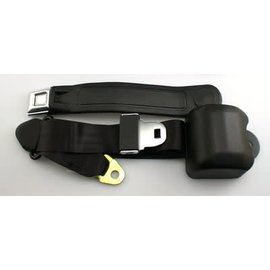 Seat Belts - Retractable Shoulder Harness - 3 Point