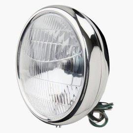 Vintique, Inc. 32 Ford SS Quartz Headlights with Turn Signals - B-13000-QSTS