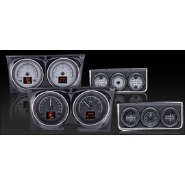 Dakota Digital Dakota Digital 67 Chevy Camaro With Console HDX Instruments