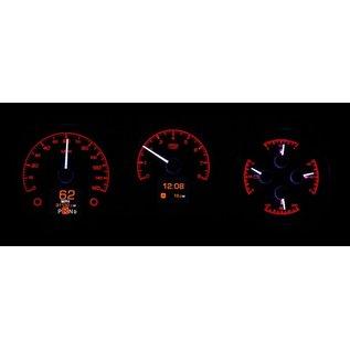 Dakota Digital 64-65 Chevy Chevelle HDX Instruments