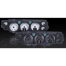 Dakota Digital Dakota Digital 70-72 Chevy Chevelle SS/Monte Carlo/El Camino & 71 GMC Sprint SP HDX Instruments