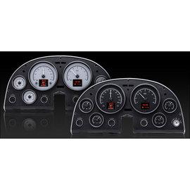 Dakota Digital 63-67 Chevy Corvette HDX Instruments