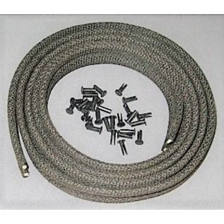Vintique, Inc. 28-29 Radiator Shell Lacing Kit - A-16739-AS