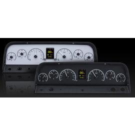 Dakota Digital Dakota Digital 64-66 Chevy Pickup HDX Instruments